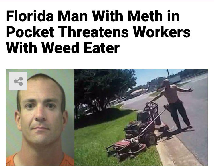 66 - Massive Tale Of The Fabled Florida Man's Exploits