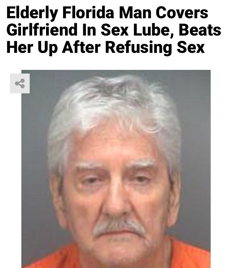 67 - Massive Tale Of The Fabled Florida Man's Exploits