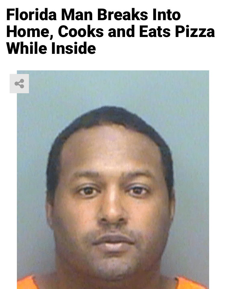 72 - Massive Tale Of The Fabled Florida Man's Exploits
