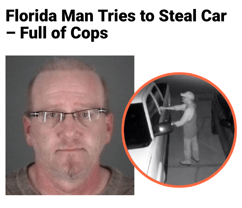 80 - Massive Tale Of The Fabled Florida Man's Exploits