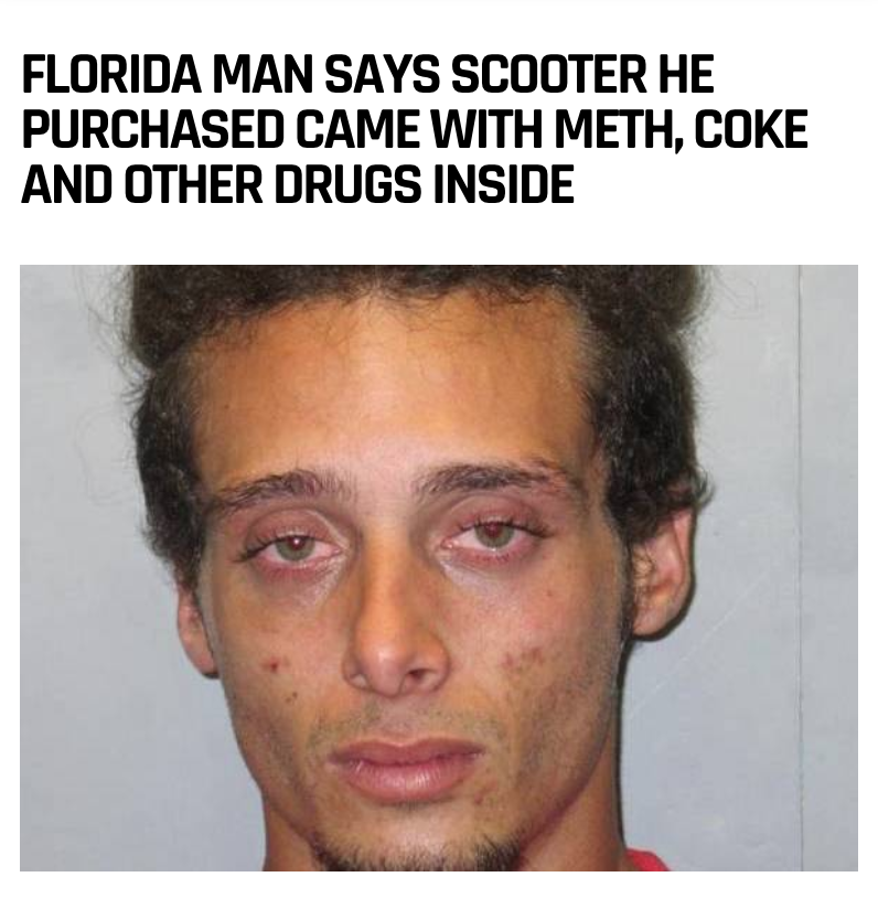 81 - Massive Tale Of The Fabled Florida Man's Exploits