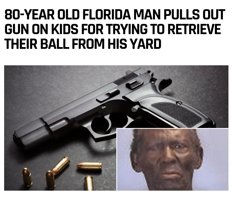84 - Massive Tale Of The Fabled Florida Man's Exploits