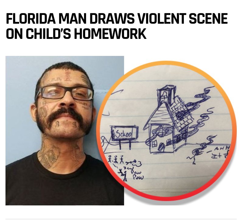 85 - Massive Tale Of The Fabled Florida Man's Exploits