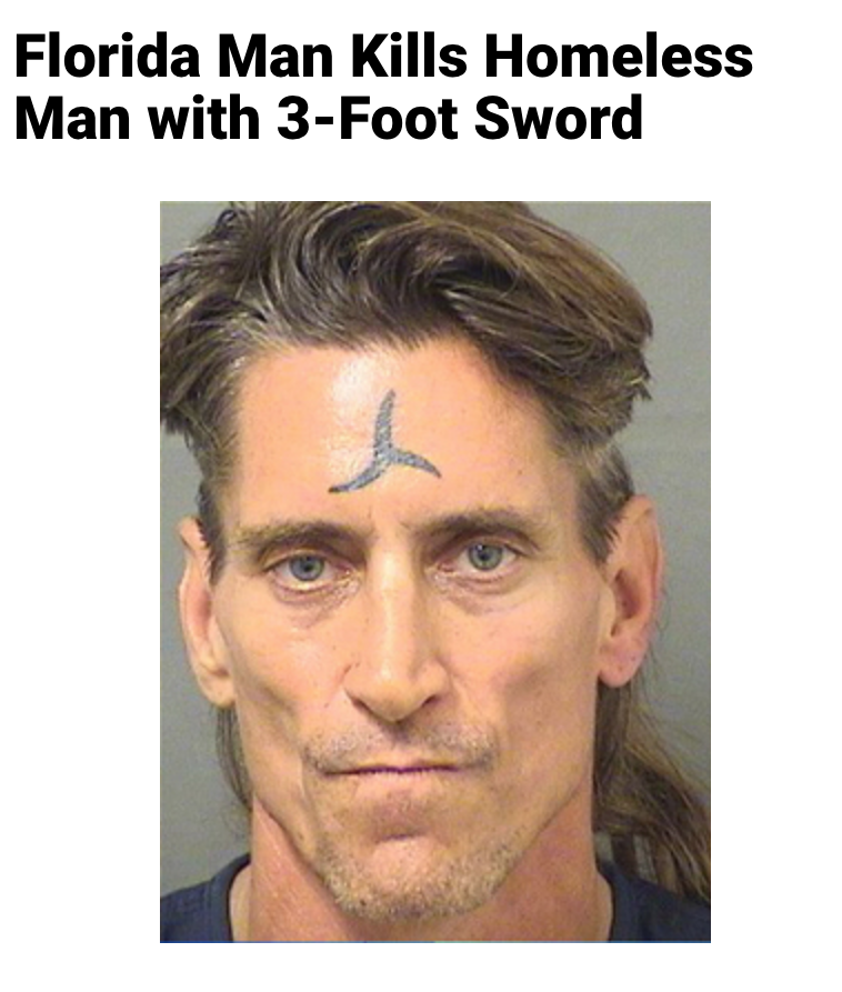 88 - Massive Tale Of The Fabled Florida Man's Exploits