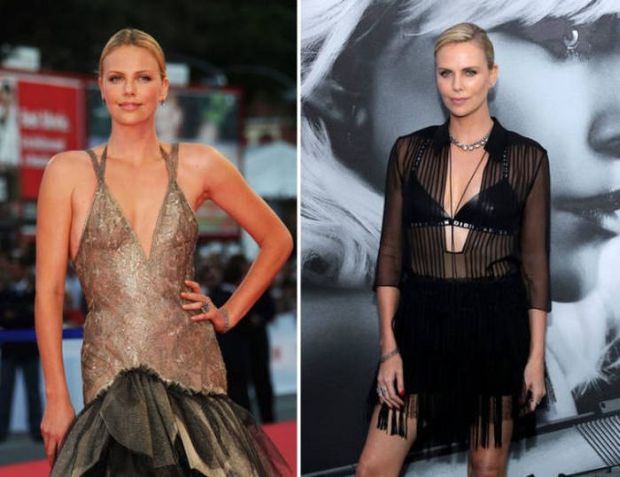 16 - Charlize Theron