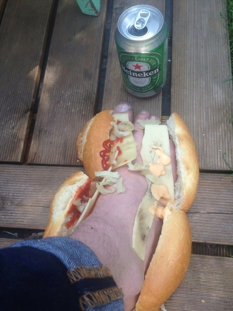 3 - 20 Pics Of Trashy People That Will Make You Puke