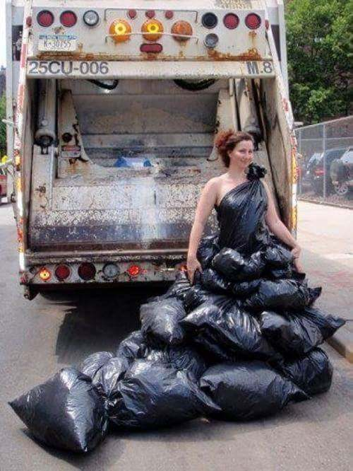4 - 20 Pics Of Trashy People That Will Make You Puke