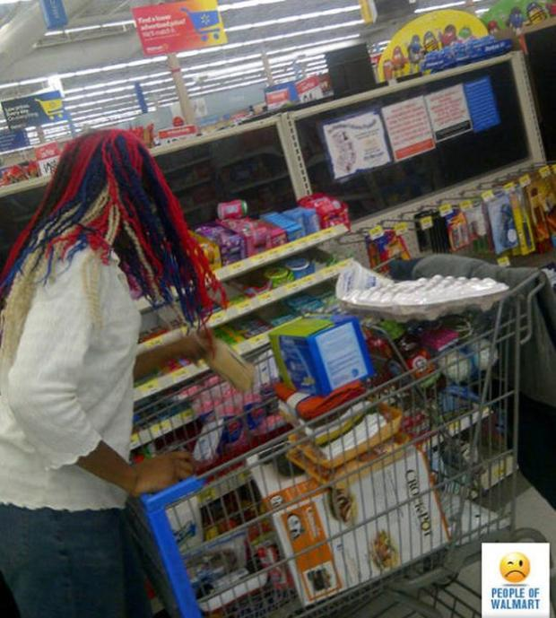 4 - 27 Photos That Could've Been Taken Only In Walmart