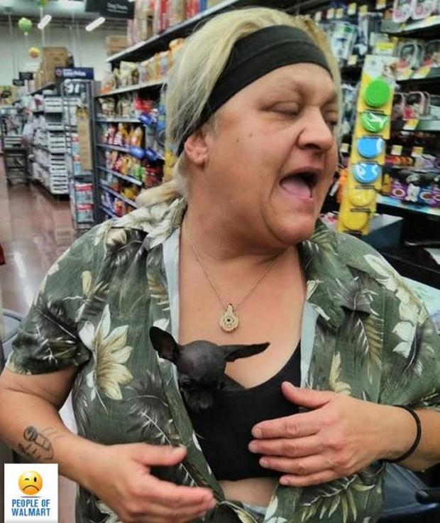 13 - 27 Photos That Could've Been Taken Only In Walmart