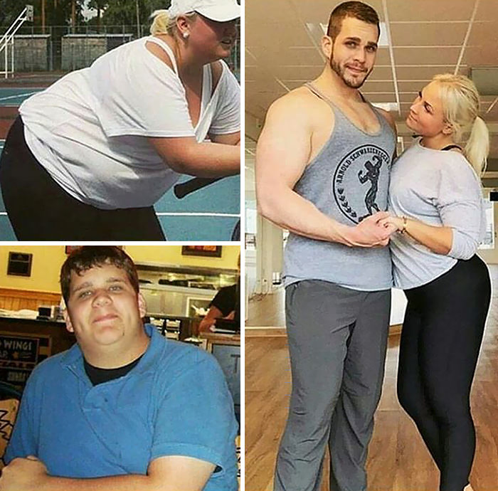 1 - Couples Losing Weight Together Will Inspire You Even More