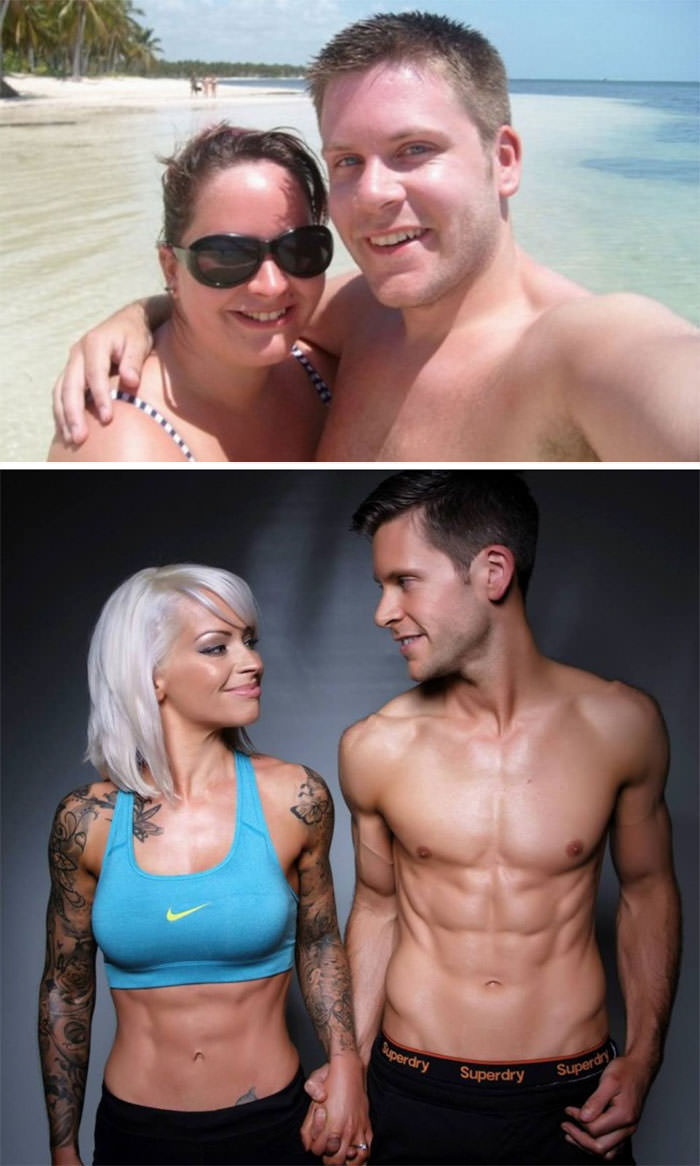 3 - Couples Losing Weight Together Will Inspire You Even More