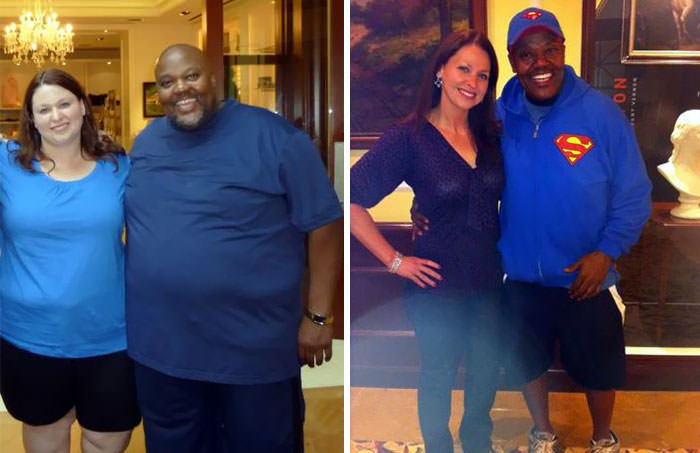 5 - Couples Losing Weight Together Will Inspire You Even More