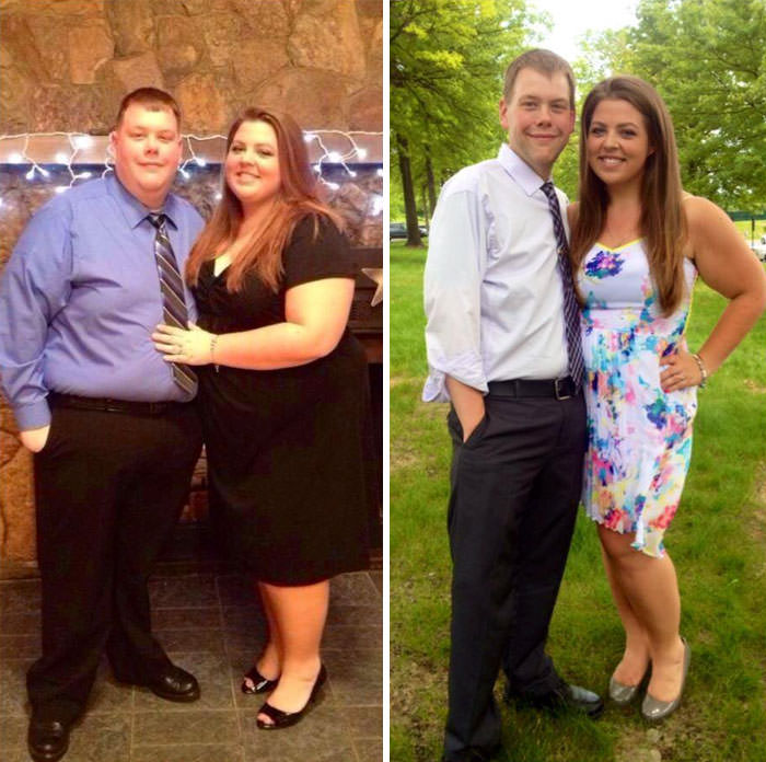 7 - Couples Losing Weight Together Will Inspire You Even More