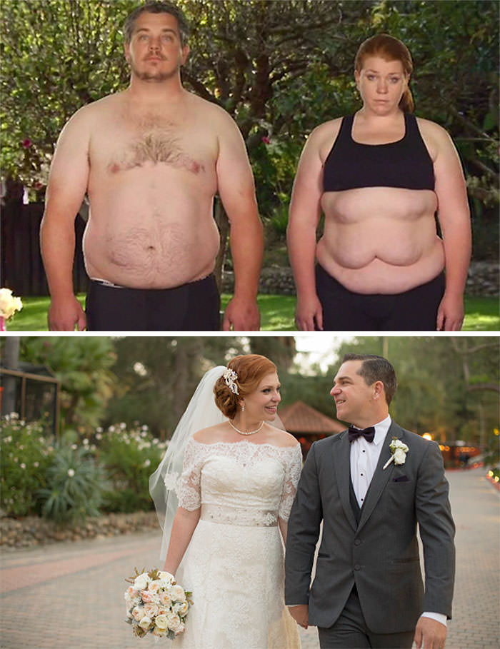 10 - Couples Losing Weight Together Will Inspire You Even More