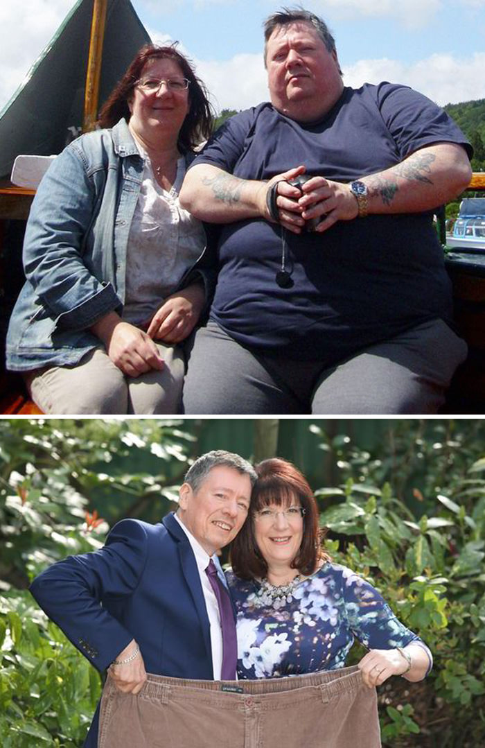12 - Couples Losing Weight Together Will Inspire You Even More