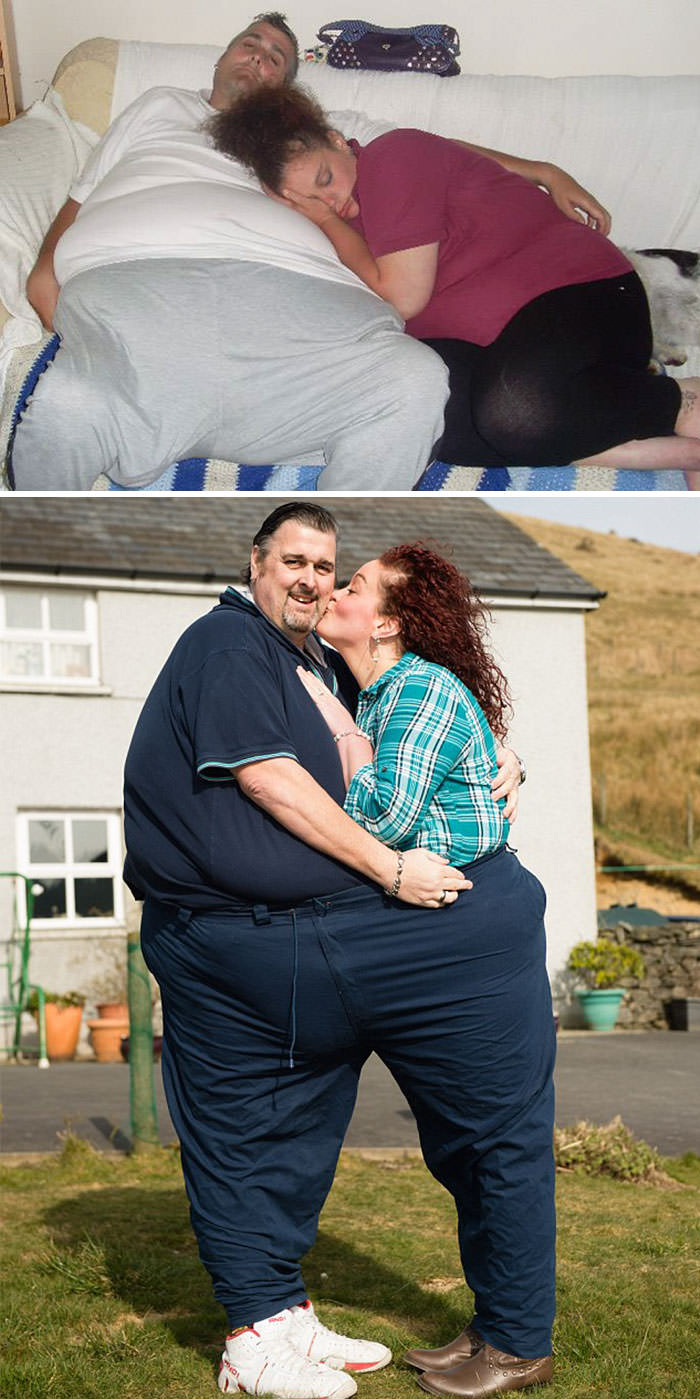 15 - Couples Losing Weight Together Will Inspire You Even More