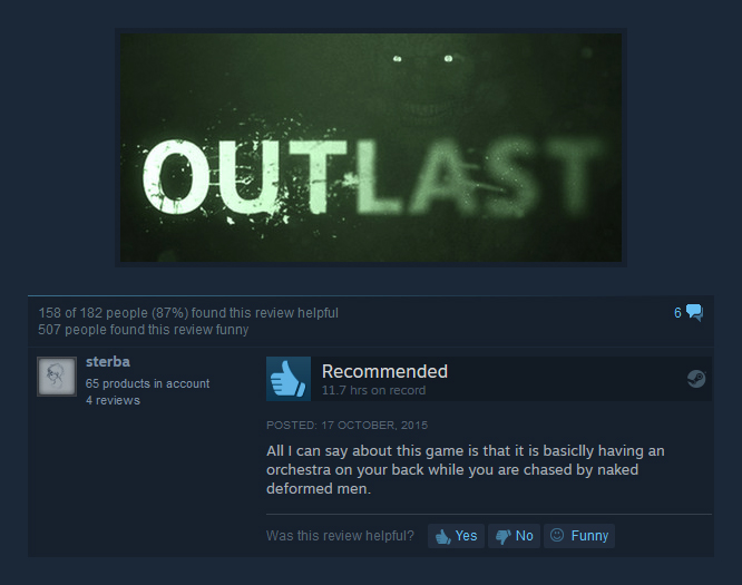 top 10 crazy steam reviews that made us laugh ftw gallery