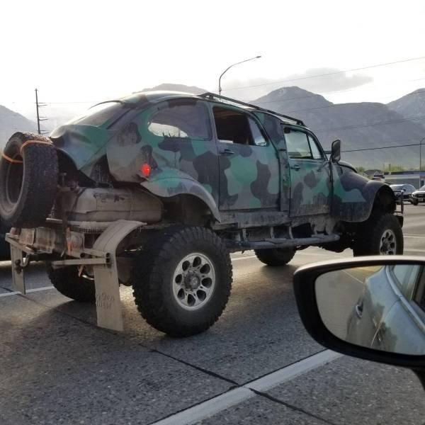 12 - 24 Redneck Car Modifications That Will Make You Doubt The Sanity Of Their Owners