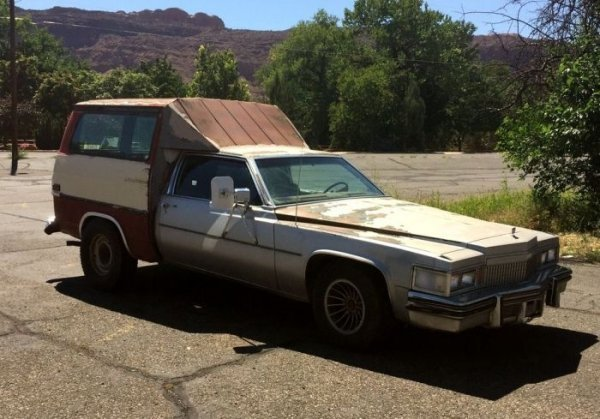 14 - 24 Redneck Car Modifications That Will Make You Doubt The Sanity Of Their Owners