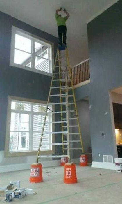 """5 - 19 People Who Might Get Introduced To The Phrase """"Safety First"""" The Hard Way"""