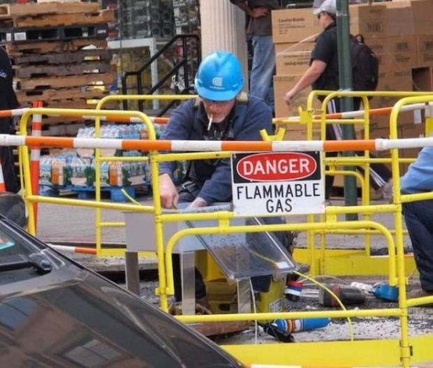 """6 - 19 People Who Might Get Introduced To The Phrase """"Safety First"""" The Hard Way"""