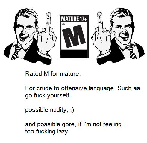 Rated M Symbol Picture Ebaums World
