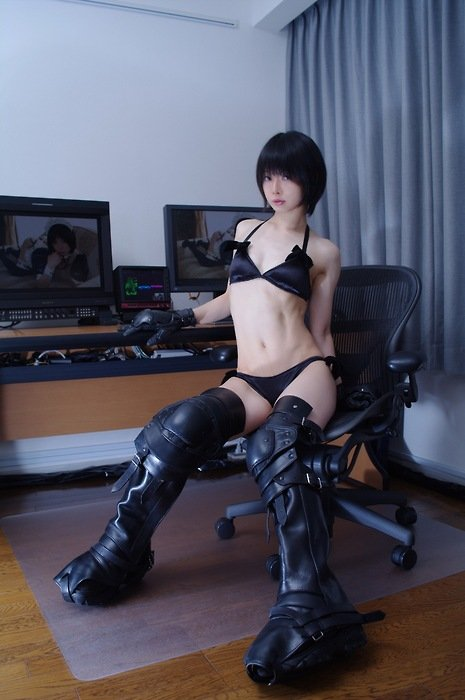 12 - Anime Girls In Reality 2011
