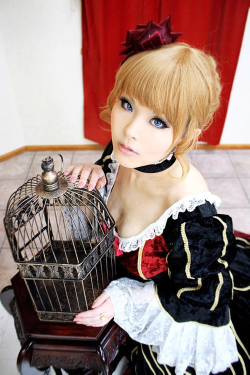 15 - Anime Girls In Reality 2011