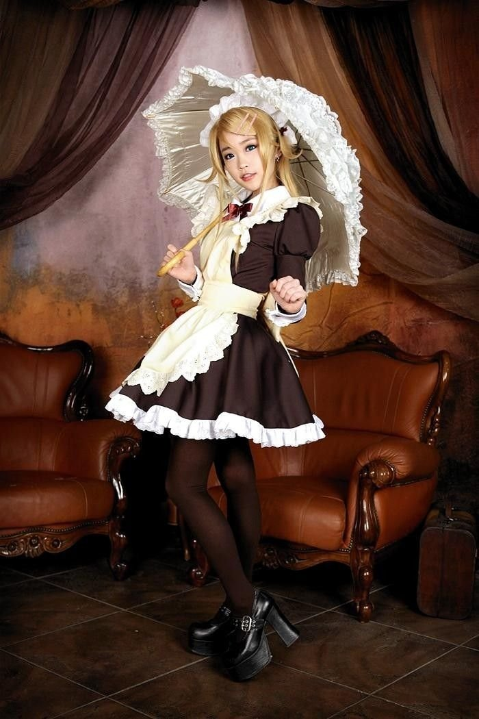 25 - Anime Girls In Reality 2011