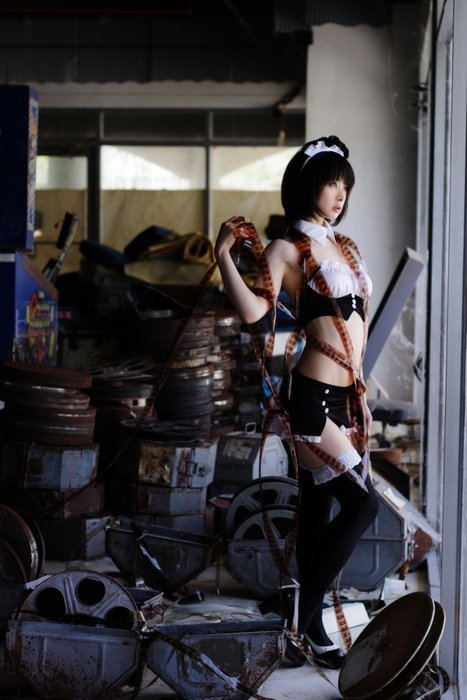 28 - Anime Girls In Reality 2011