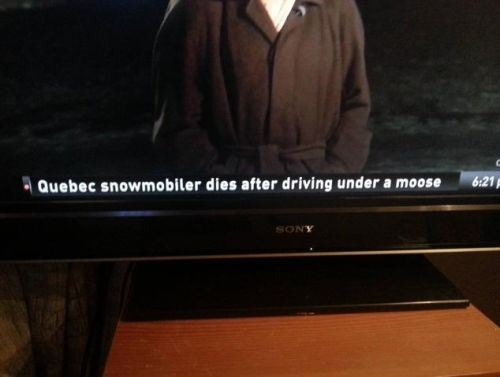5 - Meanwhile In Canada