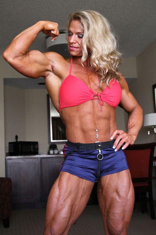 Biggest women bodybuilders