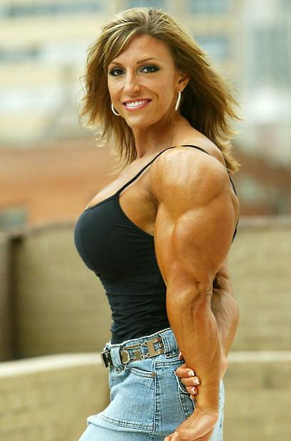 women bodybuilders Beautiful