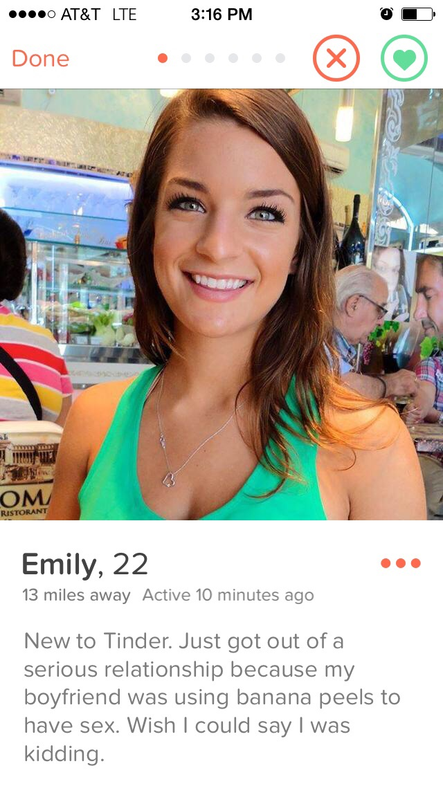 Dirty tinder girl