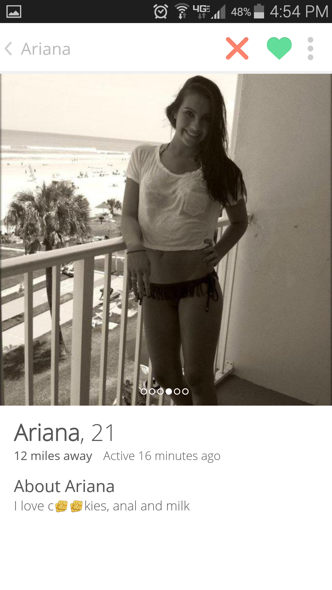 how to make a good tinder profile girl