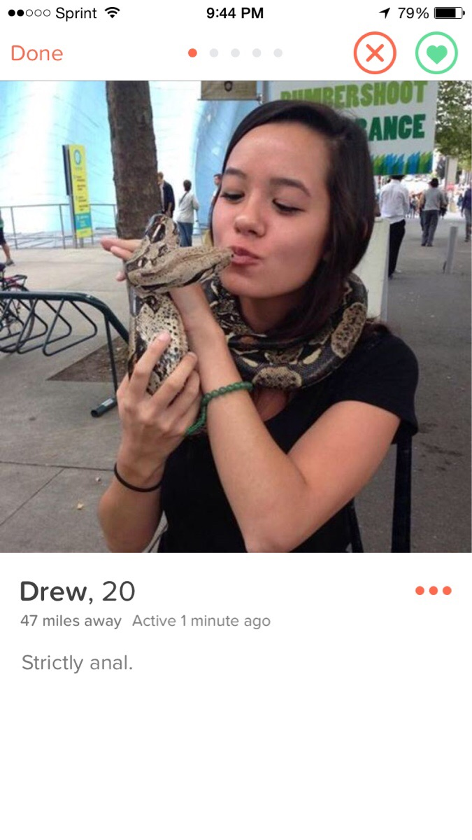People On Tinder Who Will Make You Go WTF Gallery EBaums - 20 strange tinder profiles that will make you laugh