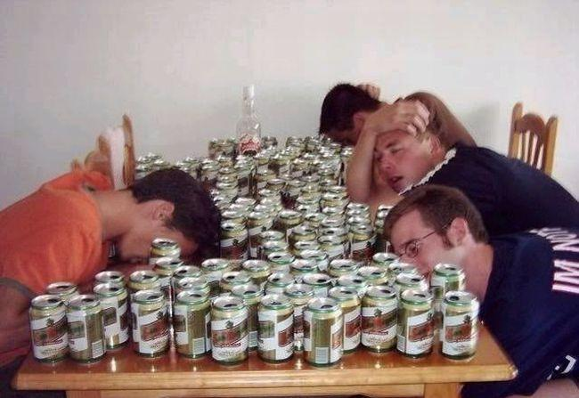 6 - 24 People Who Drank Way Too Much