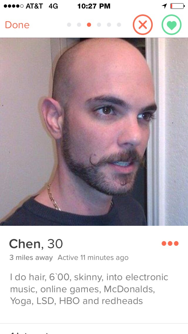 People On Tinder Who Will Make You Go WHOA Wow Gallery - 20 strange tinder profiles that will make you laugh