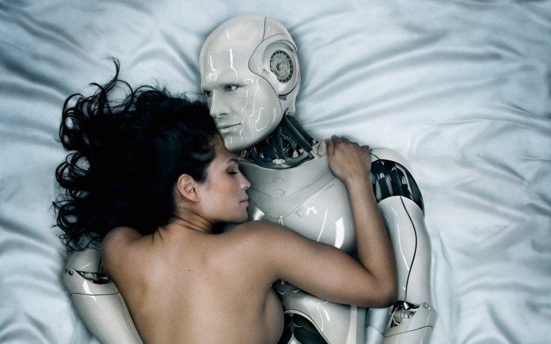 Робот мужчина для сексафото фото 789-301