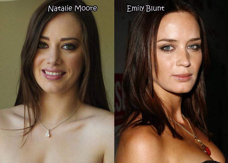 celebrity porn doppelganger