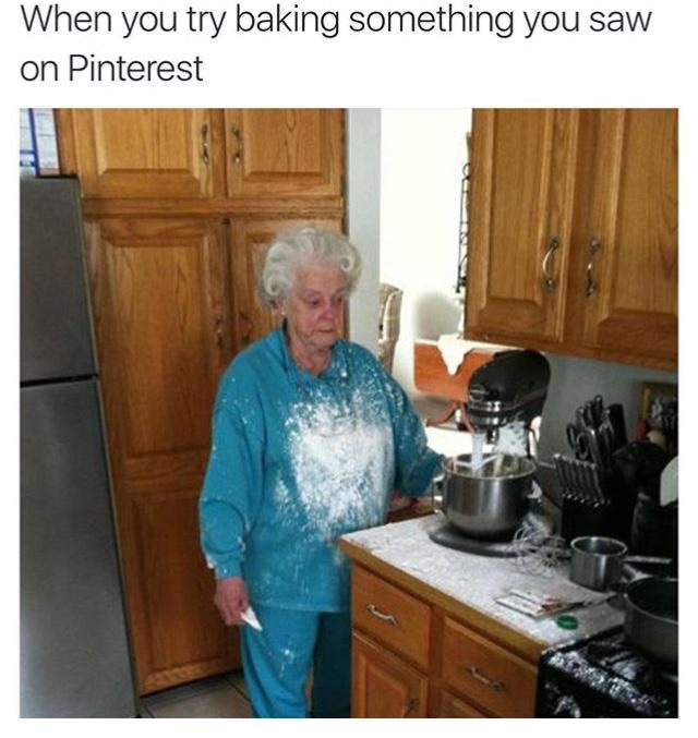 Girlfriend Cooking Meme
