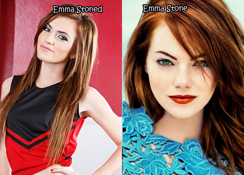 20 Celebrities And Their Pornstar Lookalikes - Wow Gallery