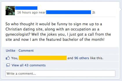 Okcupid dating fails cheezburger
