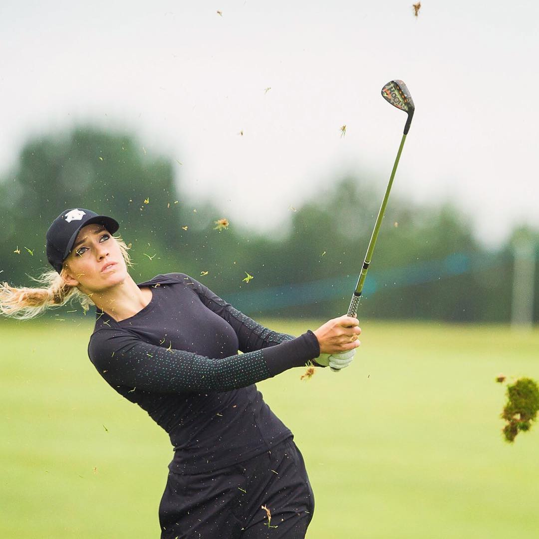 4 - Paige Spiranac Is The Hottest Professional Female Golfer in History