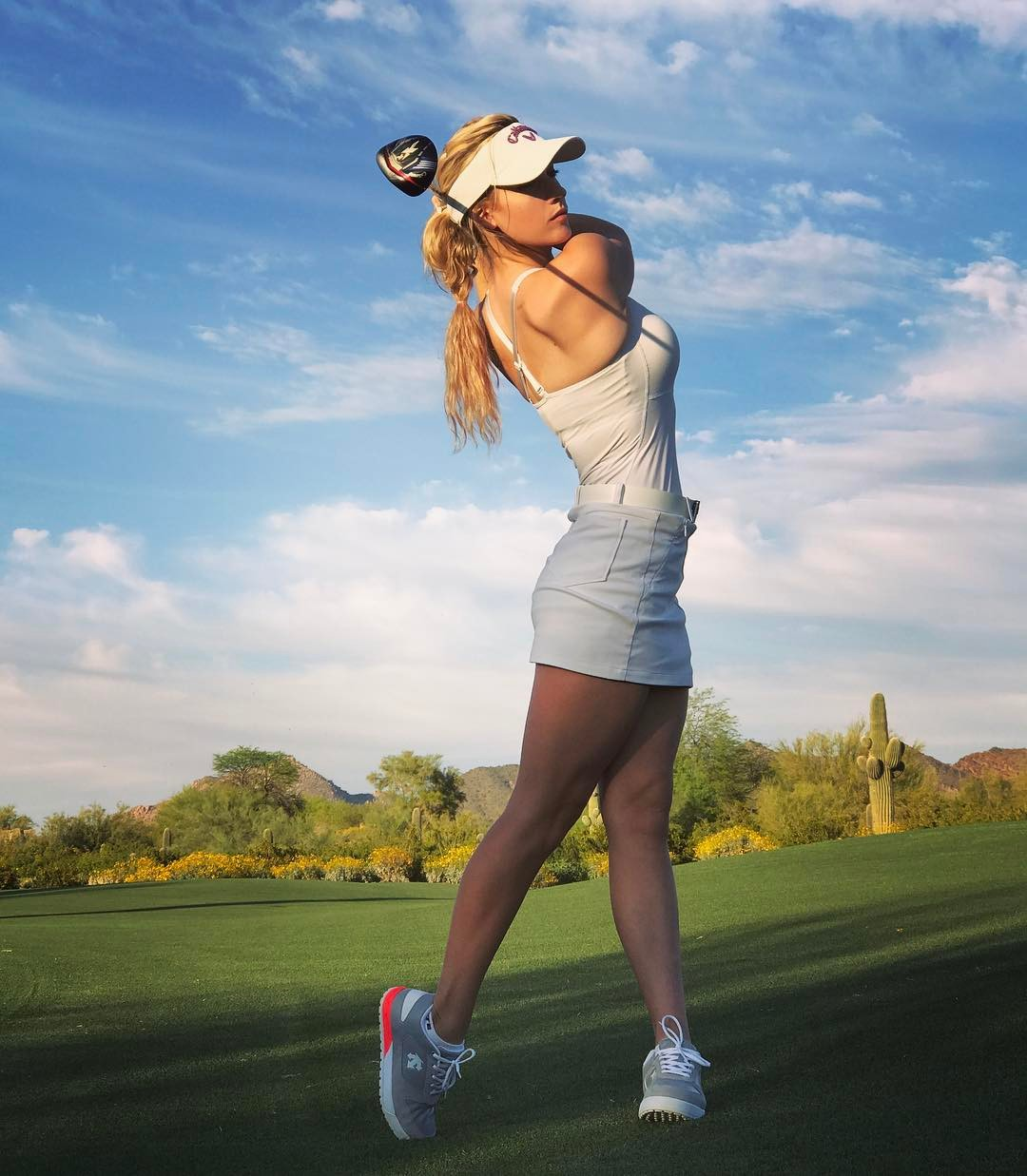 12 - Paige Spiranac Is The Hottest Professional Female Golfer in History