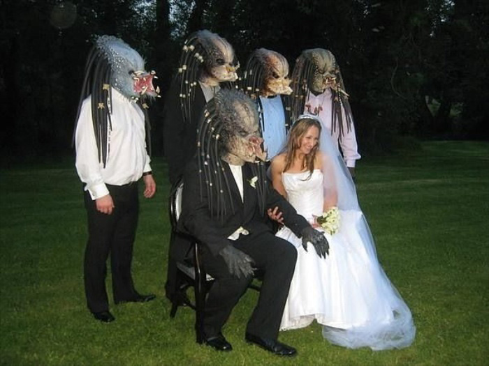 25 tacky wedding themes funny gallery ebaums world 9 25 tacky wedding themes junglespirit Images
