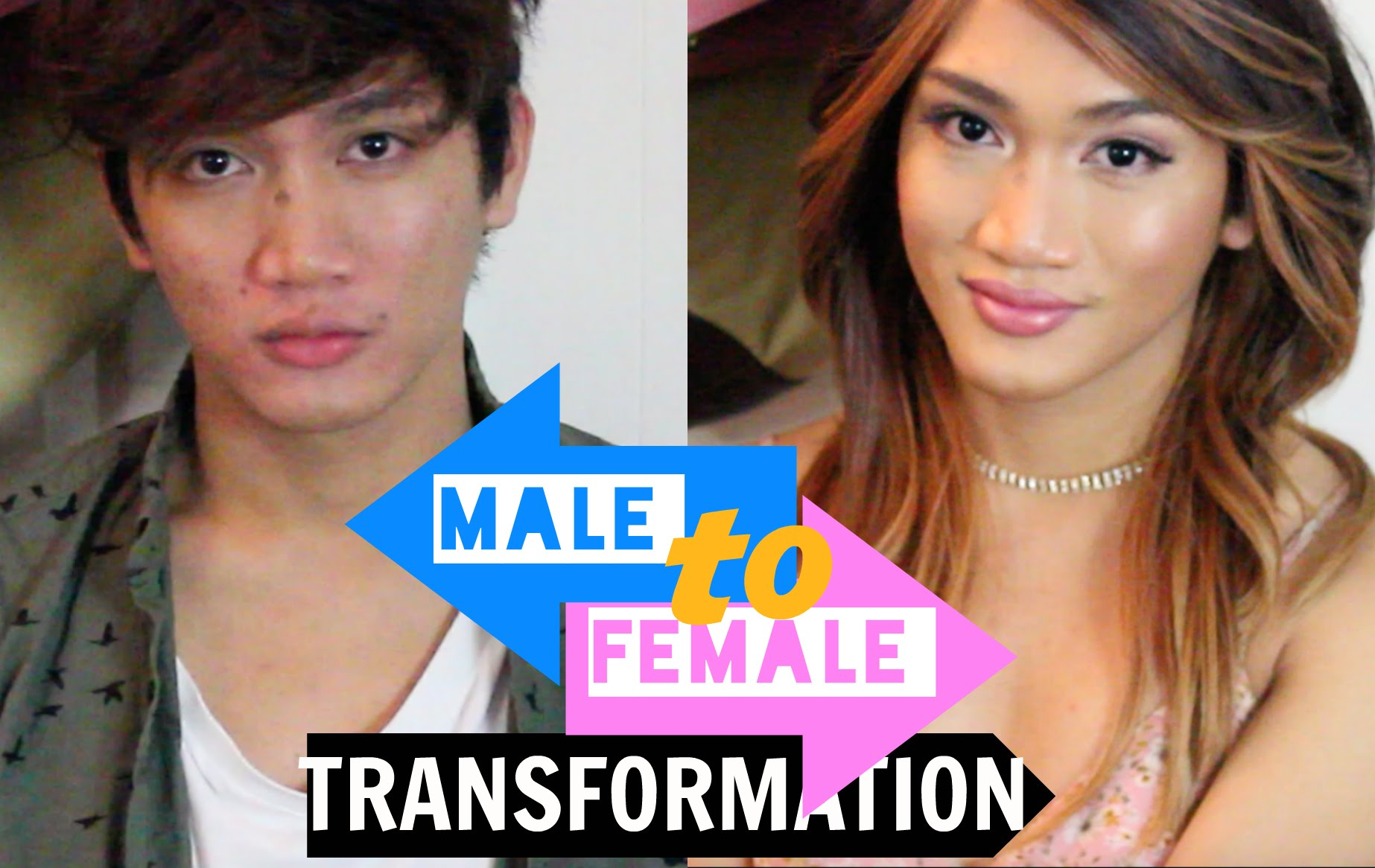 Male to female transformation fetish