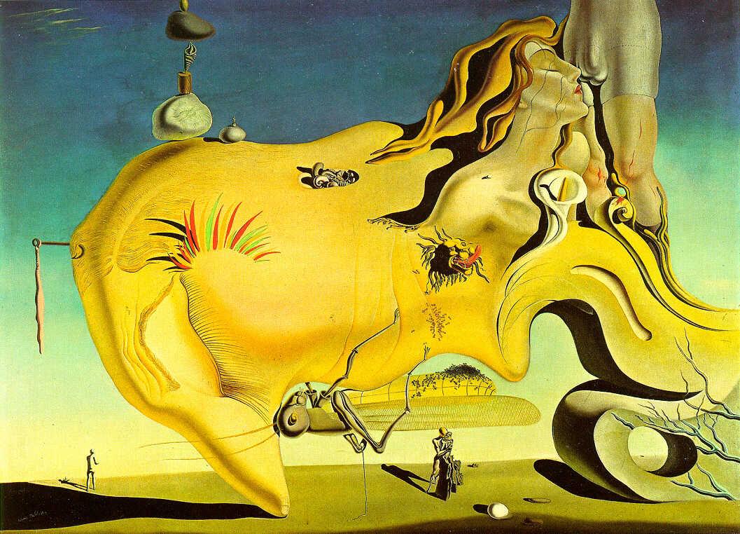 Salvador Dali Artwork - Gallery   eBaum\'s World
