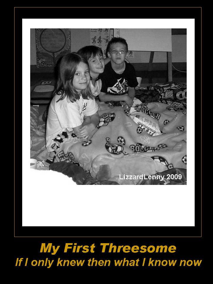 My First Threesome - Picture | eBaums World