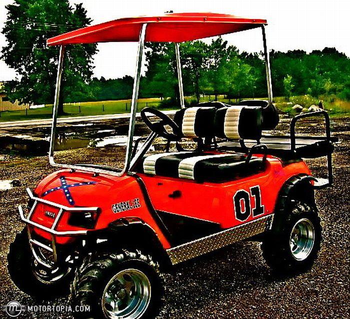 Bad Ass Golf Carts 104